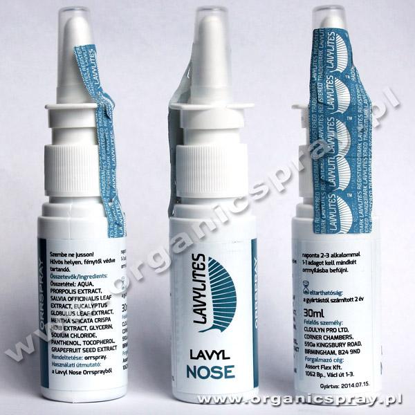 lavyl nose