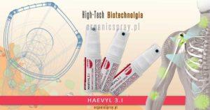 haevyl 3.1 lavylites Koncentrat utworzony z wybranych ziół, który zapewnia długotrwały świeży oddech przez długi czas